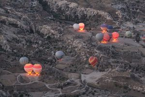 Cappadocia – Land of Flintstones