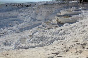 Journey through Cotton Castle & Ancient Ruins: Pamukkale