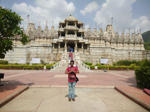 An architectural wonder- Ranakpur Jain Temple