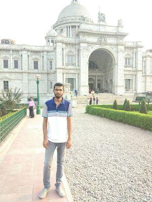 Visit to Kolkata Victoria Memorial