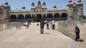 My visit to Mysore palace