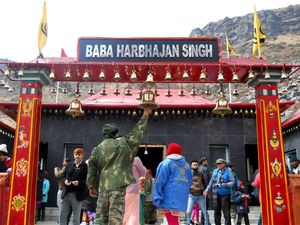 Baba Harbhajan Singh Memorial Temple 1/undefined by Tripoto