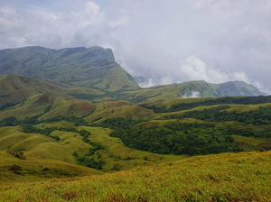 Alone not Lonely: Kudremukh Trek on a weekday