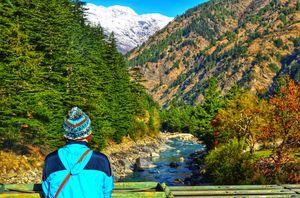 हर्षिल: हिमालय की गोद में सुकून