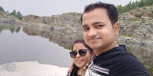 #PicturesqueGetawayOfBengal #SelfieWithAView #TripotoCommunity