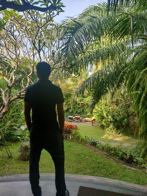 Green paradise! #summerescape #isssummerbaharnikal