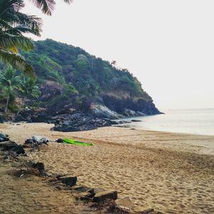 Beach ???? best known for its name... Paradise beach Gokarna, India