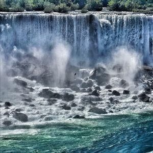 A little paradise - day trip to  Niagara Falls
