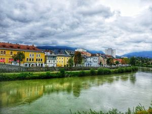 A promise of beautiful views and touristy city center - The Underrated City of Villach #notonTripoto