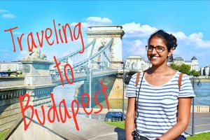 Traveling to Budapest | Took a dip in thermal baths and Relaxed by the Danube