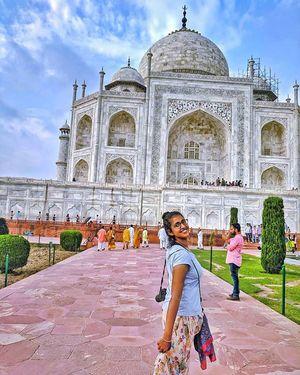 Delhi - Gwalior - Agra | Part 2 - A day in Agra | Exploring The Taj Mahal