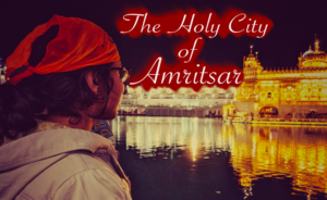 Exploring the holy city of Amritsar | Tour my city with me
