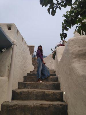 Visiting Santorini In Nepal - A Taste Of Greece