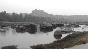 Among the Ruins. Backpacking to the amazing Hampi