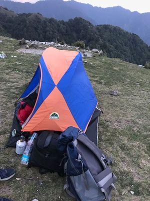 Trekking, Camping and Paragliding in Bir Billing