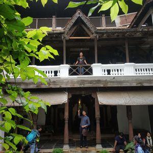 Hidden Heritage of Nagpur, Maharashtra. - Chitnavis Wada