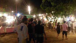 Night market Arpora 1/3 by Tripoto