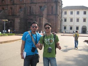 College Tour, Goa