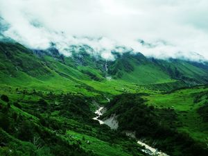 Backpackers Trip To Valley Of Flowers and Badrinath