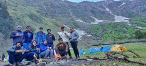 Min thatch camp, himachal pradesh