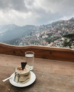 Bewitching cafes in shimla #mountaincafes