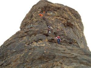Harihar Fort a day trek