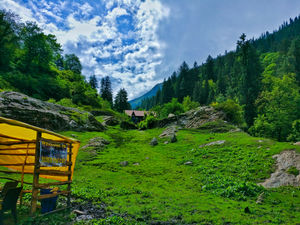 #BESTTRAVELPICTURES #besttravelpictures I took this pic while trekking to Kheerganga
