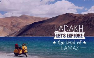 A Land of fairy tales - Ladakh