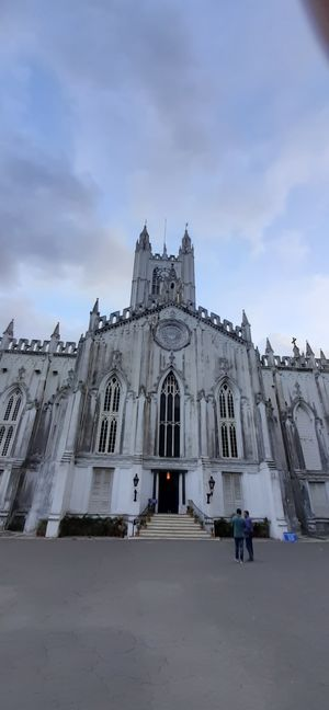 A TALE OF A CATHEDRAL