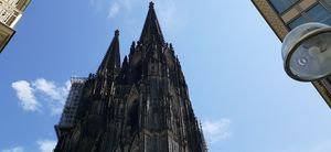 A visit to Cologne Cathedral, Germany
