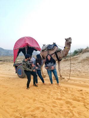 A getaway to Pushkar