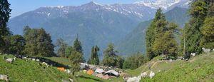 Bhrigu lake trek  3 Days 2 Night