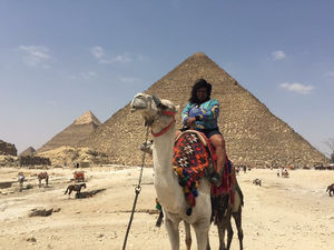 My Adventure To The Land Of The Pharaohs