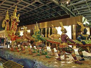 Suvarnabhumi Airport Bang Na-Trat Road Rachathewa Samut Prakan Thailand 1/1 by Tripoto