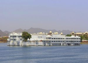 Taj Lake Palace, Udaipur - Resort