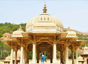 The Hidden Gem of Jaipur- Gaitore ki Chhatriyan