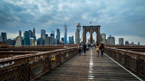 A walk down Brooklyn Bridge is a must. #TripotoTakeMeToGoa