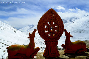 Halls of Silence,Key Monastery & Kibber – Spiti Valley in Winter