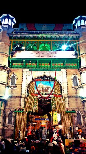 Ajmer Shariff - Divinity At Its Best