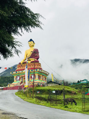 Two girls to Tawang in monsoons