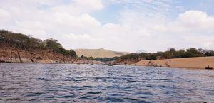 One day get away from Bangalore to Hogenakkal Waterfalls