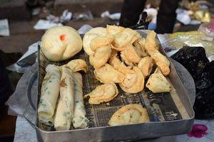 Bangkok Chinese Street food Market in Kolkata  Terreti Bazar | China Town Kolkata !