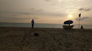 Unexplored destinations - Cola Beach,South Goa