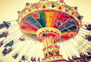 Amusement park at Genting. #TripotoTakeMeToGoa