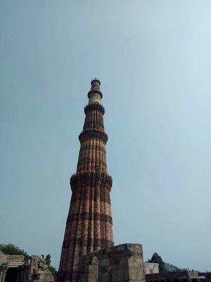 Heritage Of Delhi- ' Qutub Complex'