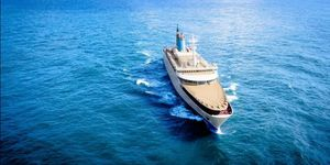 All you need to know about India's first luxury cruise ship.