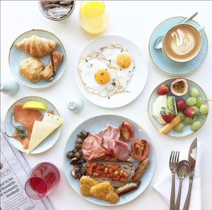 My top 3 breakfast places around the World #IWillGoAnywhereforFood
