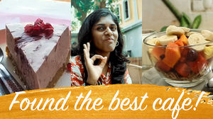 Top 5 cafes in Pondicherry| FRENCH & Indian food| AFFORDABLE prices