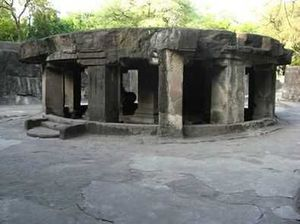 Pataleshwar Cave Temple 1/2 by Tripoto