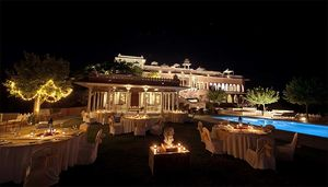 Head On Over To Hotel Fateh Garh In Udaipur For A Taste Of The Royal Life